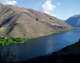 Hells canyon idaho lodging cabins for Brownlee reservoir fishing report