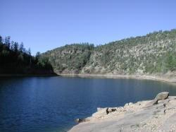 Chevelon canyon lake for Canyon lake az fishing