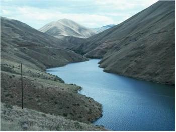 Fishing brownlee reservoir for Brownlee reservoir fishing report