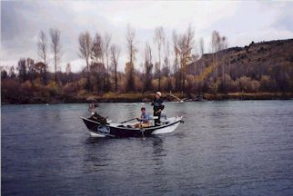Fly Fishing the South Fork in Swan Valley