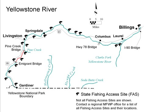 Yellowstone River Map & Regulations on platte river map, red river, tennessee river, bighorn river map, bitterroot mountains map, montana map, yellowstone caldera, old faithful geyser, cascade range map, san joaquin river map, illinois river, snake river map, arkansas river, penobscot river map, yellowstone national park, arkansas river map, grand canyon of the yellowstone, mississippi river map, ohio river, gallatin river map, platte river, great falls, tennessee river map, columbia river map, wabash river, st. croix river map, hudson river map, minnesota river map, marias river map, grand prismatic spring, missouri river, snake river, great salt lake map, glacier national park, colorado river map, green river, osage river map,