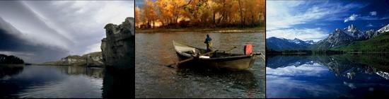 Fishing For Monster Rainbows In Montana S Duck Lake